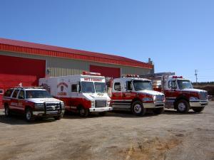 Equipement service incendie