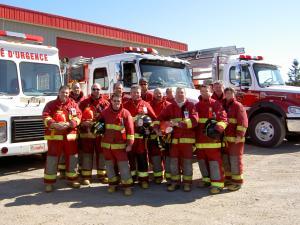 Brigade incendie
