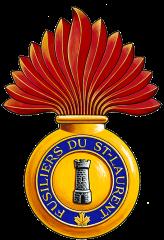 Logo Fusiliers du St-Laurent