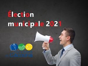 Avis public - élection municipale (vignette)
